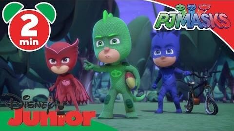 PJ Masks The Ninjalinos Disney Junior UK