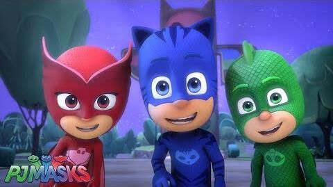 Training with the PJ Masks PJ Masks Disney Junior