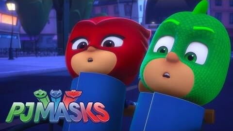 PJ Masks - The One With Master Fang's Sword