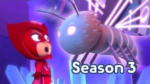 PJ Masks Season 3 💜NEW Moon Madness 💜Season 3 Episode 1 Clip PJ Masks Official