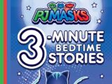 PJ Masks 3-Minute Bedtime Stories