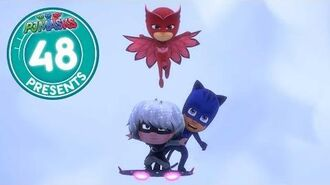 PJ Masks Creation 48 - Villain Compilation (new!)
