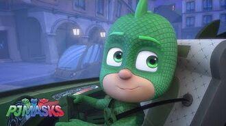 Gekko Mobile Mischief PJ Masks Disney Junior
