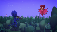Owlette gets unzapped
