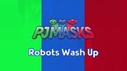 Robots Washed Up