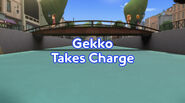 Gekko Takes Charge title card