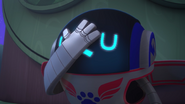 PJ Robot facepalms