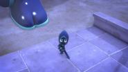 Night Ninja gets ready to face off Catboy 02