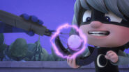 Luna Girl gets her magnet's powers back