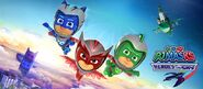 PJ Masks Season 4 Poster - Jetpack Variation