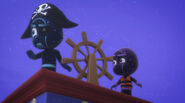 Pirate Night Ninja and Ninjalino
