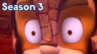 PJ Masks Season 3 💜NEW Armadylan Zen 💜Season 3 Episode 4 Clip PJ Masks Official