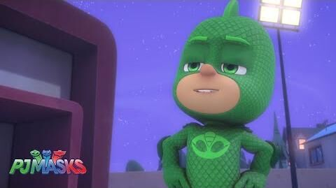 Gekko Power Up PJ Masks Disney Junior