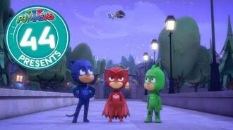 PJ Masks Creation 44 - Maze Activities