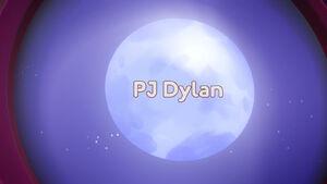 PJ Dylan title card