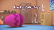 Easter Wolfies Title Card