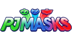 PJ Masks Old Logo