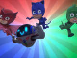 PJ Masks (Cartoon Continuity)