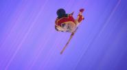 An yu flying