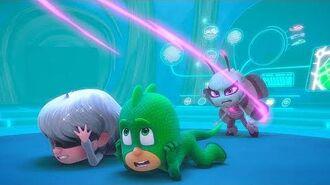 PJ Masks Episode Luna Girl Turns Good?! Cartoons for Kids