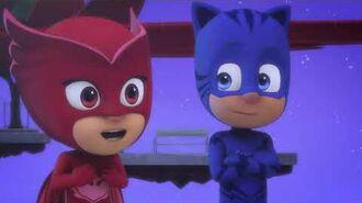 PJ Masks Season 3 Masters of the Moat & PJ Robot vs Romeo