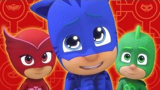 PJ Masks Episode 🏮Chinese New Year! 🏮Cartoons for Kids