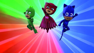 PJ Masks Together