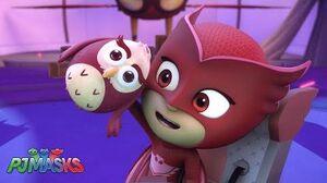 Moon Cuddly PJ Masks Disney Junior