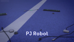 PJ Robot title card