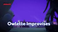 Owlette Improvises