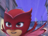 Owlette (Cartoon Continuity)
