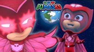 PJ Masks Song 🎵TOUCH THE SKY, OWLETTE 🎵Sing along with the PJ Masks! HD PJ Masks Official