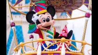 Festival of Fantasy Parade- Soundtrack