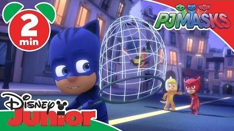 PJ Masks The Butterfly Brigade Disney Junior UK