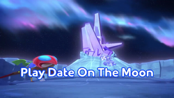 Play Date On The Moon