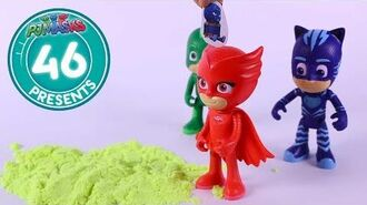 PJ Masks Creation 46 - Activities Fun!