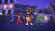 The PJ Masks team up together