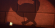 The shadow of the Splat Monster