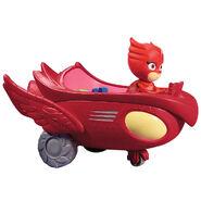 Owlette + Owl Glider toy