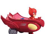 Owlette (Cartoon Continuity)/Toys