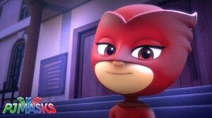 Determination PJ Masks Disney Junior