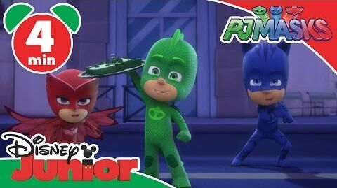 PJ Masks Great Birthday Cake Rescue Disney Junior UK