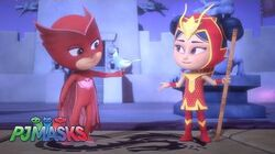 An Yu's Bird Rescue 🐦 PJ Masks Disney Junior