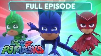 PJ Masks - Owlette And The Moonball (Full Episode)
