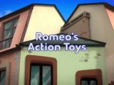 Romeo's Action Toys/Quotes