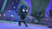 Night Ninja gets ready to face off Catboy 03
