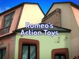 Romeo's Action Toys