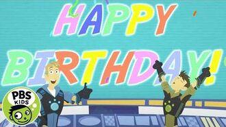 Happy Birthday from the Wild Kratts! PBS KIDS