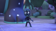 Night Ninja looks at where Catboy has gone off to