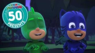PJ Masks Creation 50 - Creation Compilation